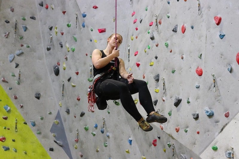climbing is sports that make you taller